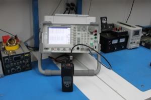 Aeroflex Service Monitor
